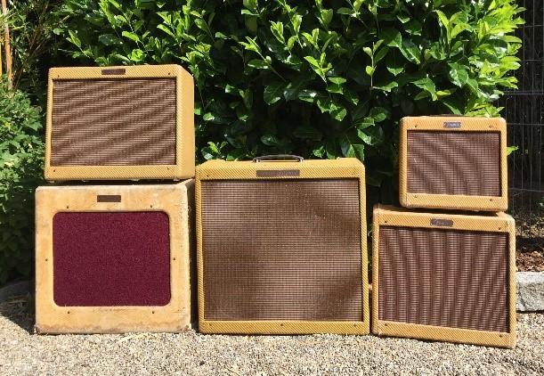alte Fender Amps